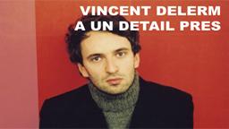 Vincent Delerm à un détail près