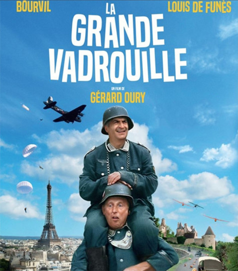 LA GRANDE VADROUILLE 2